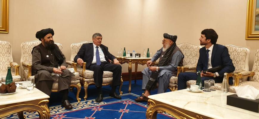 Katar'daki Afganistan barış görüşmelerinde ne konuşuldu?