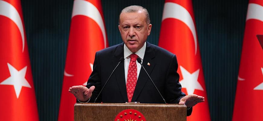 Erdoğan'dan Macron'a: Senin şahsımla daha çok sıkıntın olacak