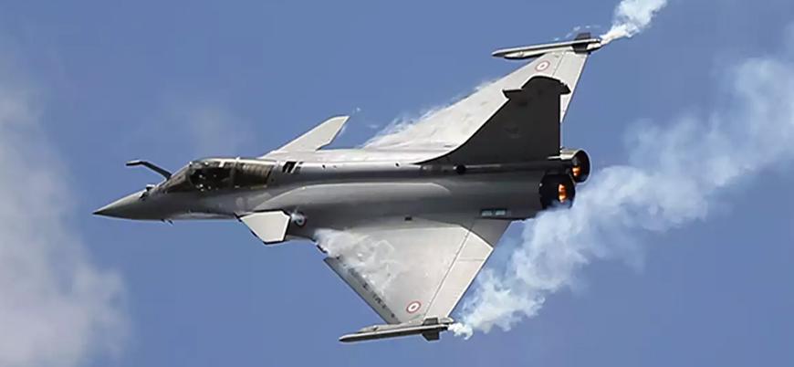 Yunanistan Fransa'dan 18 adet Rafale savaş uçağı alıyor