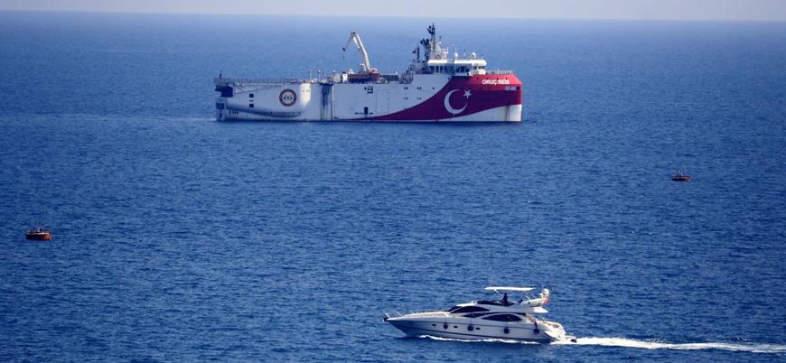 Oruç Reis 'diyalog için' Antalya'ya geri döndü: Atina karardan memnun