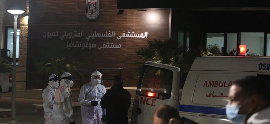 Filistin'de koronavirüs: Bir günde 12 can kaybı 811 yeni vaka