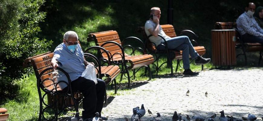 Türkiye'de bir günde 63 can kaybı 1442 yeni vaka