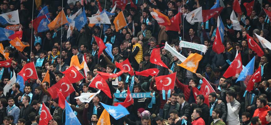 AK Partili Ünal: Anketlerde yüzde 40-42 bandının altına hiç düşmedik