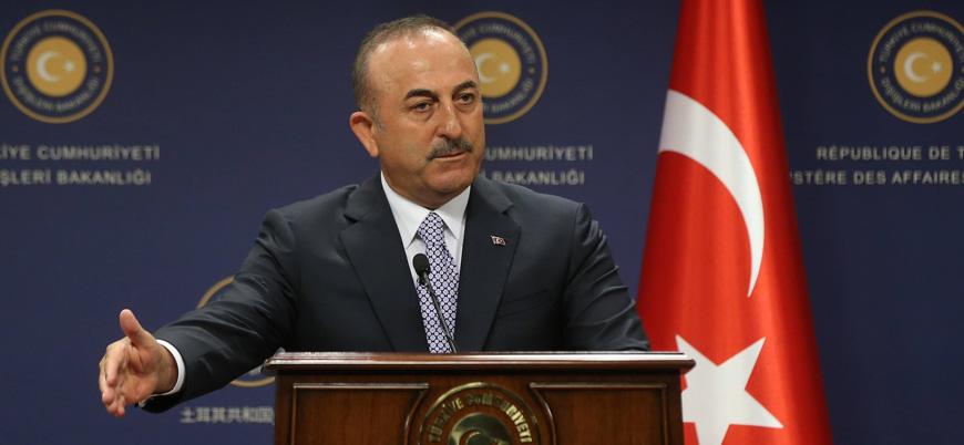 Çavuşoğlu: Doğu Akdeniz'de geri adım atmadık
