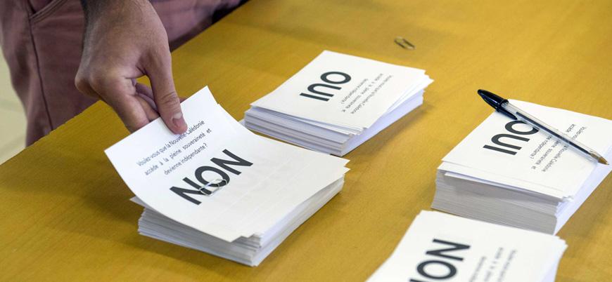 Yeni Kaledonya Fransa'dan ayrılmak için referanduma gidiyor