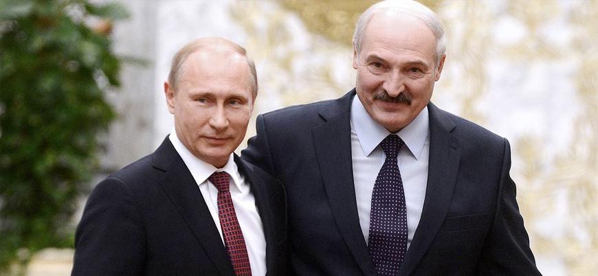 Lukaşenko tartışmalı seçimler sonrası ilk yurt dışı ziyareti için Rusya'da