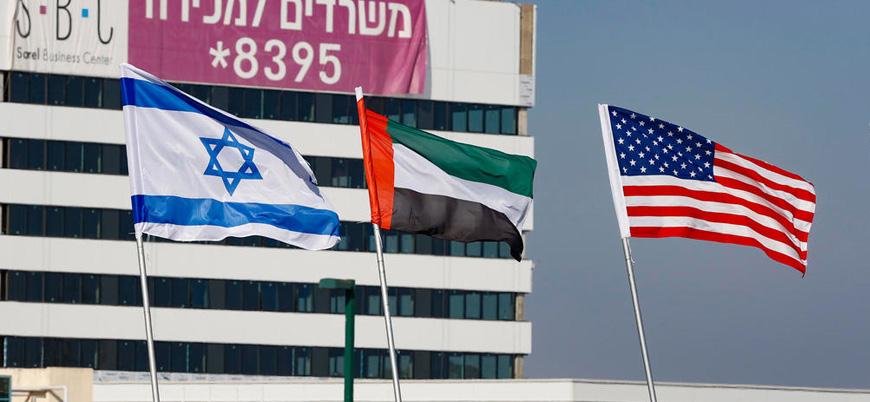 İsrail, 'ABD'nin BAE'ye F-35 satma' ısrarına yenik düştü