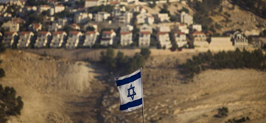 Filistin topraklarında 980 yeni Yahudi yerleşimci konutu inşa edilecek