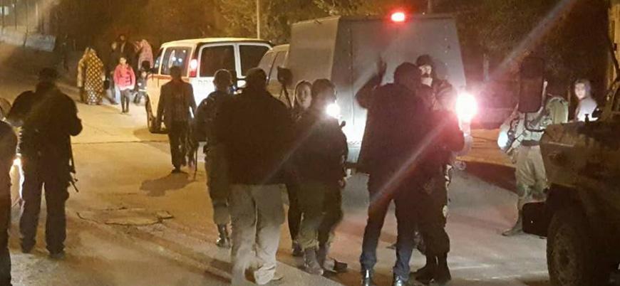 Batı Şeria'da Yahudi yerleşimci bir Filistinliyi arabasıyla ezdi