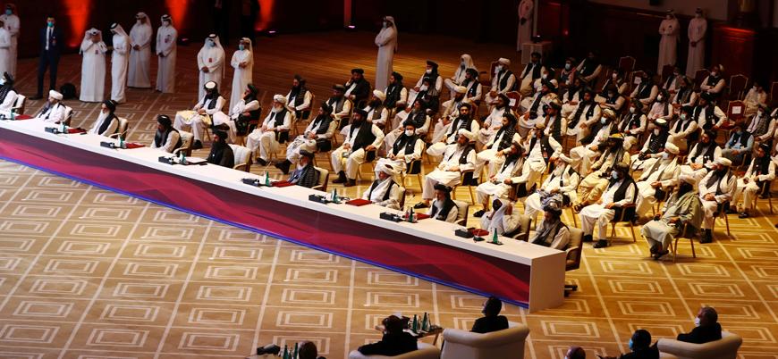 Afganistan barış görüşmeleri Katar'da devam ediyor