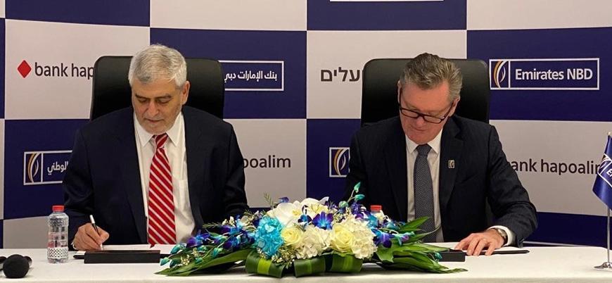 Dubai ile İsrail bankaları arasında işbirliği anlaşması