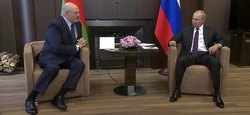 Rusya'dan Belarus'a 1.5 milyar dolarlık kredi