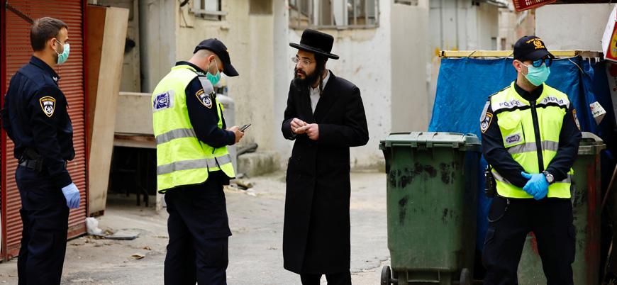 İsrail'de günlük vaka sayısı rekor kırdı