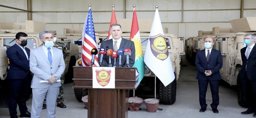 ABD'den Peşmerge'ye 250 milyon dolarlık askeri yardım