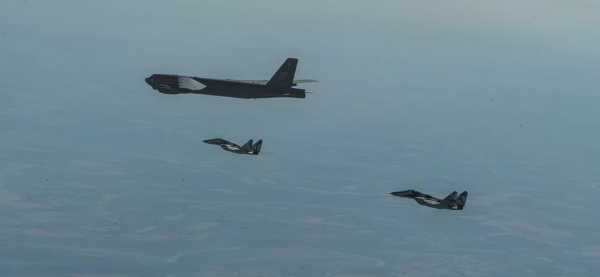 Rus jetlerinden NATO uçaklarına önleme