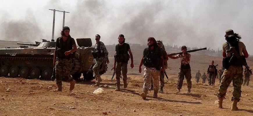 BM: Türkiye Suriye'deki muhalif grupları kontrol altına almalı