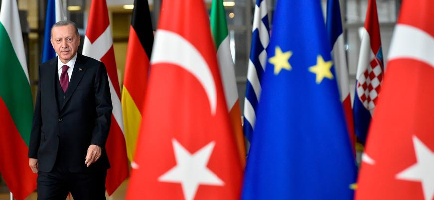 AB: Türkiye komşularına gözdağı vermekten vazgeçmeli