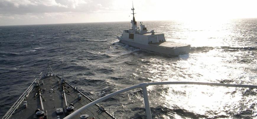 Fransa Libya'ya yeni savaş gemisi gönderecek