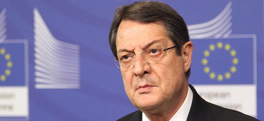 Güney Kıbrıs'tan AB'ye 'Türkiye için daha sert yaptırım' çağrısı