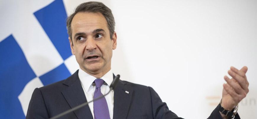 Yunan Başbakan Miçotakis: Türkiye ile üst düzey görüşmeler yürütülüyor