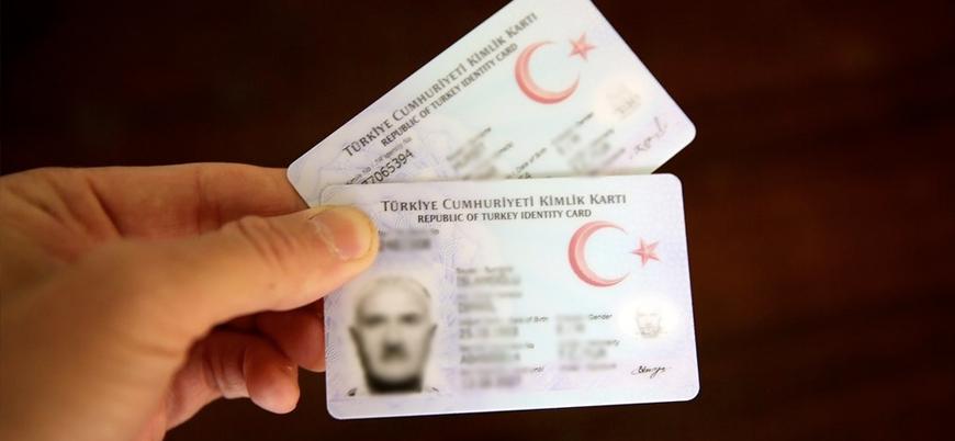 Türkiye'de kimlik ve ehliyetler tek kartta birleşiyor