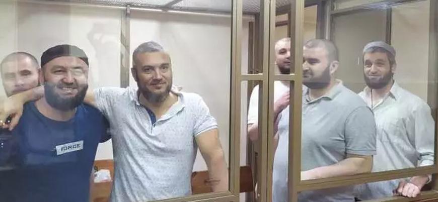 Rusya'dan 7 Kırım Tatarına toplam 110 yıl hapis cezası