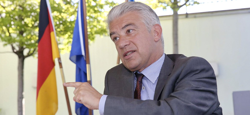 Yunan Büyükelçi: AB çok yakında Türkiye'ye sopasını gösterecek