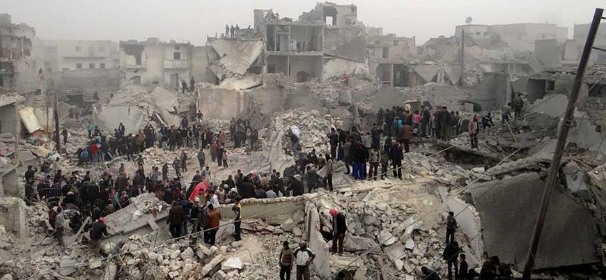Hollanda hükümeti: Suriye'deki insan hakları ihlallerinden Esed rejimi sorumlu