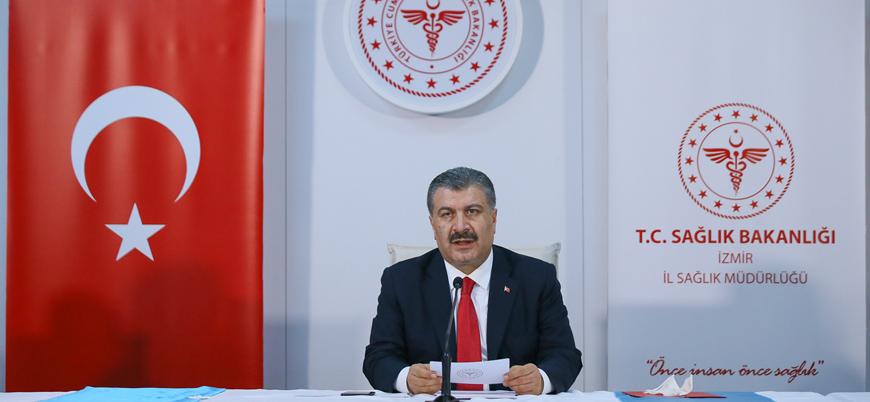 Türkiye'de koronavirüs: Bir günde 62 can kaybı 1771 yeni vaka