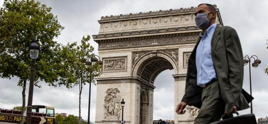 Fransa'da 'koronavirüs rekoru': Bir günde 13 bin yeni vaka