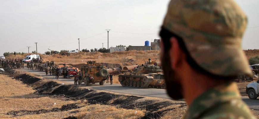 Trump: Suriye'de petrol konusunda YPG ile hareket edebiliriz