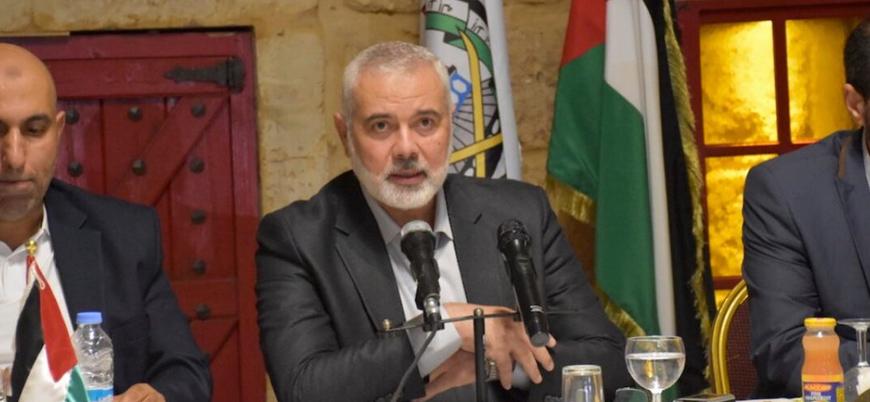 Heniyye: 'Ulusal birliğimiz Siyonist İsrail projesini yıkacak'