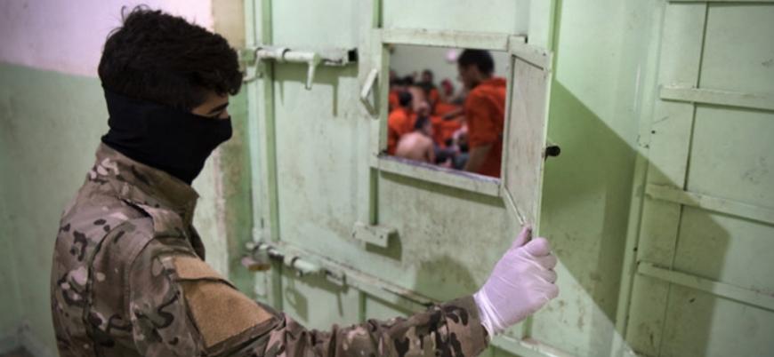 Suriye: IŞİD mahkumları YPG kontrolündeki hapishanede isyan çıkardı