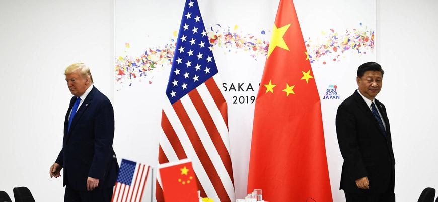 ABD ile Çin arasındaki yatırımlar 9 yılın en düşük seviyesinde