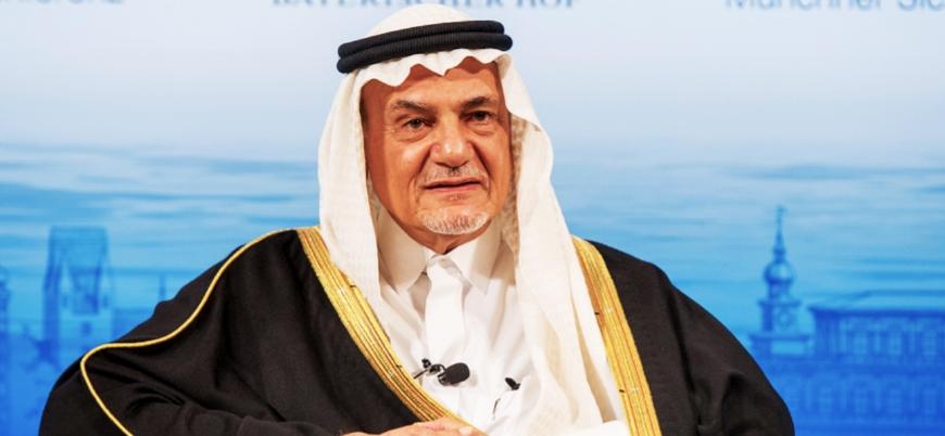 Eski Suudi İstihbarat Şefi: Saddam Hüseyin'e karşı Suriye ve İran ile ittifak kurduk