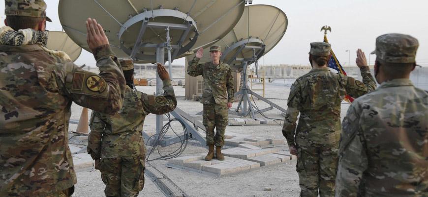 ABD Uzay Kuvvetleri ülke dışındaki ilk birliğini Katar'da konuşlandırdı