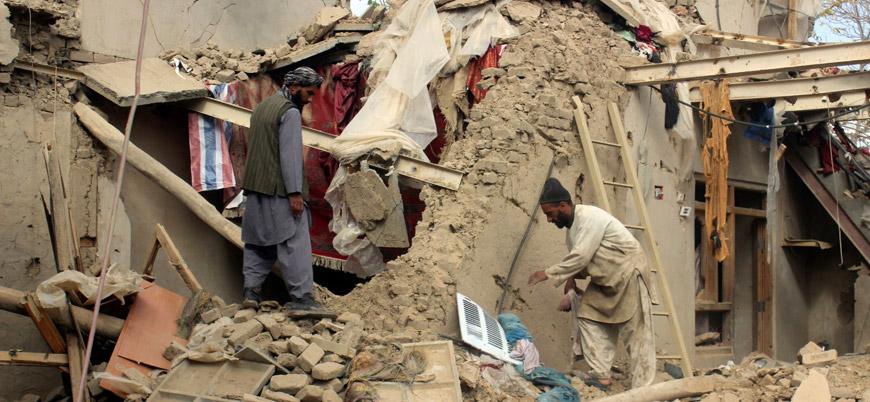 Afganistan'da ABD destekli yönetim sivilleri hedef aldı: Çoğu çocuk 24 ölü