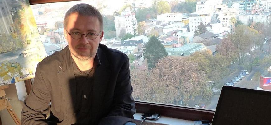 ABD'li gazeteci Andre Vltchek İstanbul'da ölü bulundu