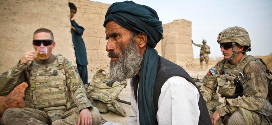 ABD sonrası muhtemel Afganistan haritası