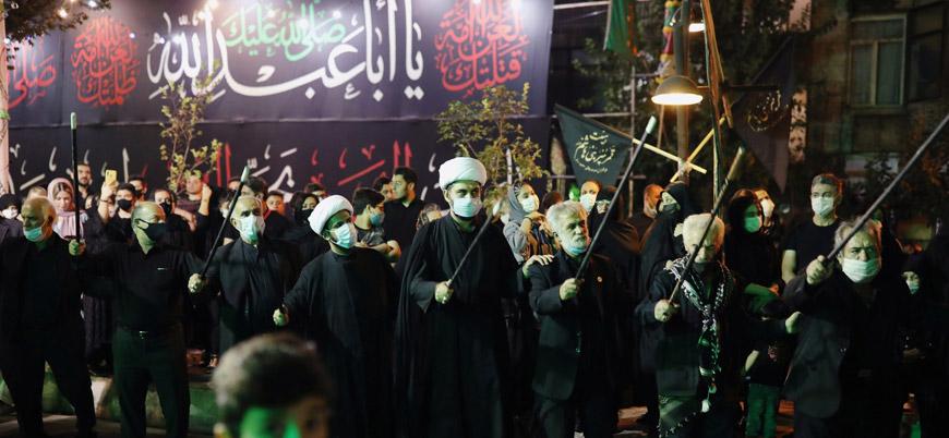 İran'da günlük vaka sayısı rekor düzeyde