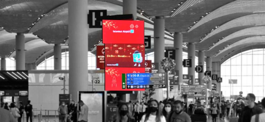 İstanbul Havalimanı 'Çin Dostu Havalimanı' oldu