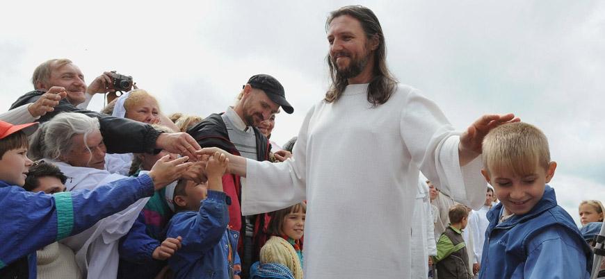 Sibirya'da kendini 'Hz İsa' olarak tanıtan tarikat lideri gözaltına alındı