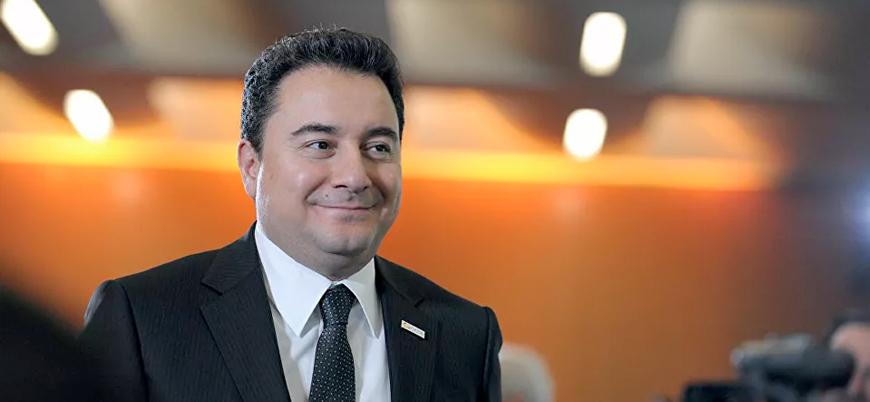 DEVA lideri Babacan: Bunlar daha iyi günler