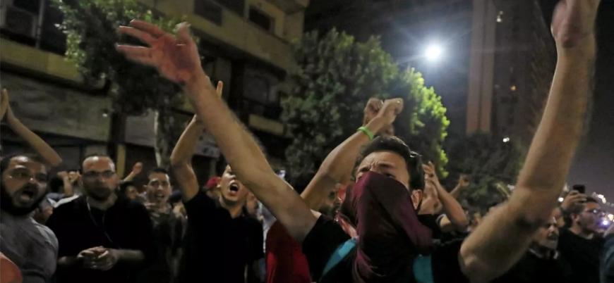 Mısır'da gösteriler devam ediyor: 'Sisi Allah'ın düşmanıdır'