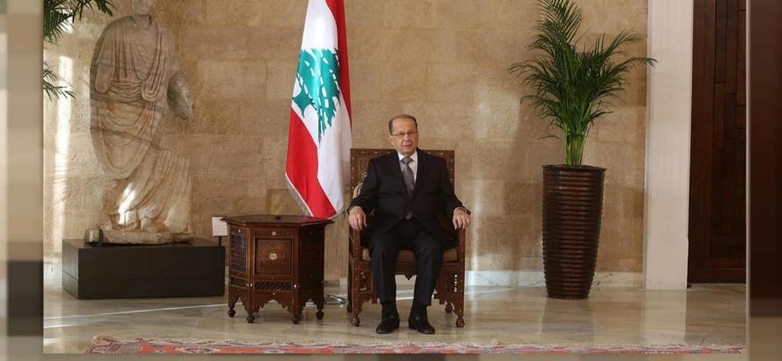 Lübnan Cumhurbaşkanı Avn: Suriyelileri ülkemizde tutmaya devam edemeyiz