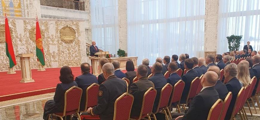 Lukaşenko sessiz sedasız yemin ederek altıncı dönemine başladı