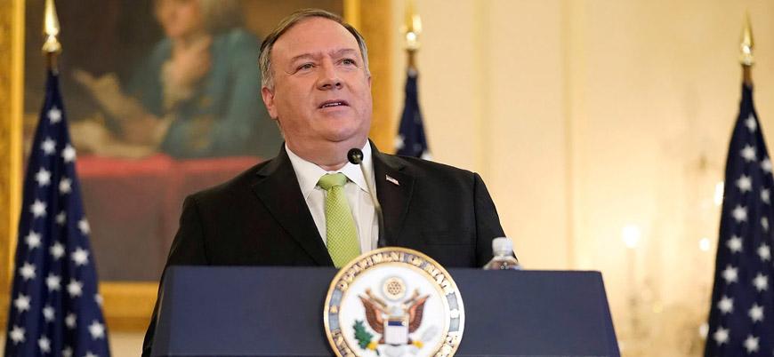 Pompeo'dan Türkiye'ye 'Huawei' uyarısı: Askeri işbirliğini olumsuz etkileyebilir