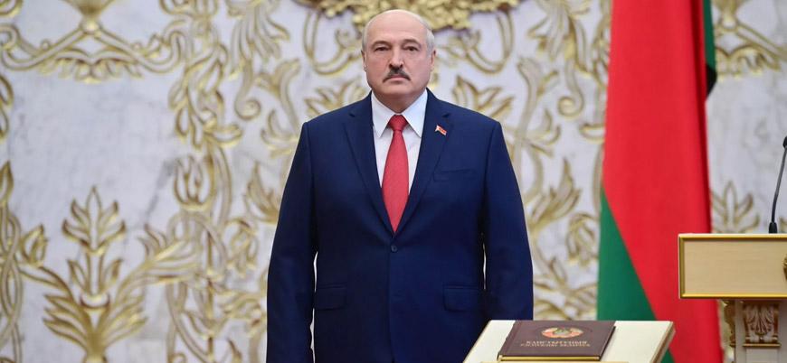 ABD Lukaşenko'yu Belarus Devlet Başkanı olarak tanımayacak