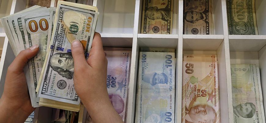 Türk lirası dolar karşısında değer kaybetmeye devam ediyor