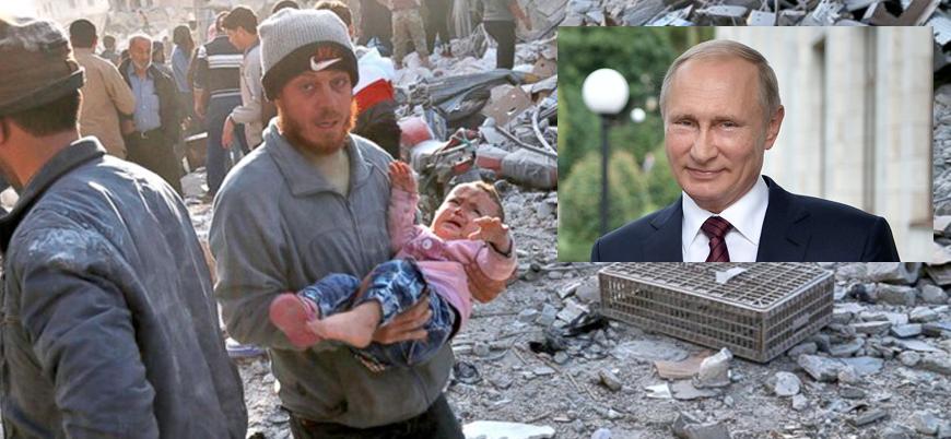 Rusya lideri Putin Nobel Barış Ödülü'ne aday gösterildi